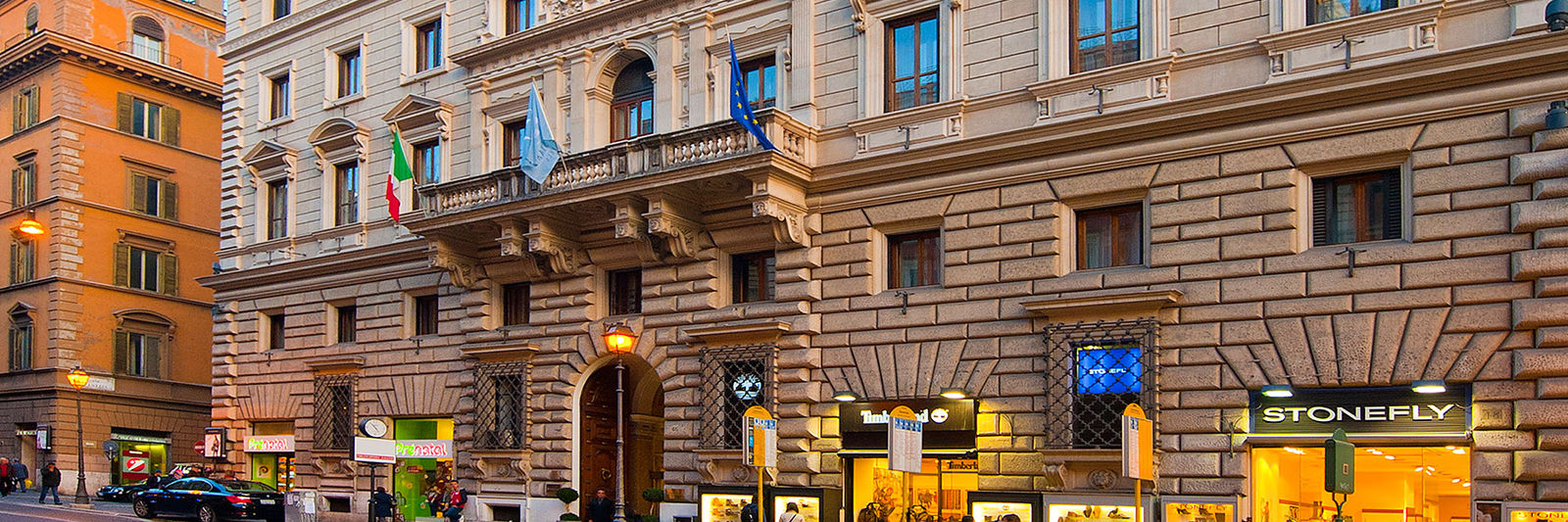 Eurostars International Palace Hotel